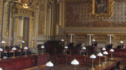 Cour de cassation vide